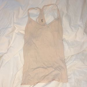 Urban Outfitters light pink tank top